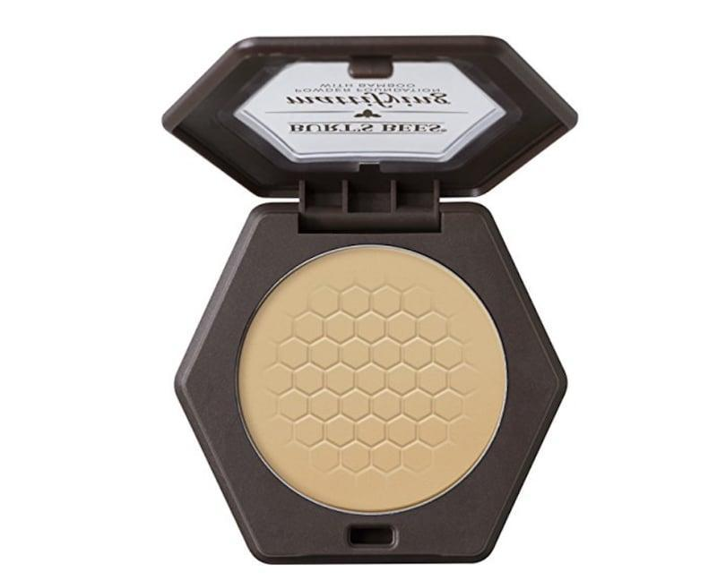 <p>Use the <span>Burt's Bees Mattifying Powder Foundation</span> ($17) to keep oily shine away without breaking your budget. You can also layer it over your usual liquid drugstore foundation to keep it in place all day long.</p>