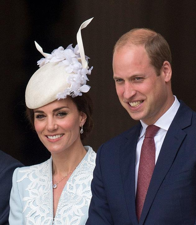The Duke and Duchess. Photo: Getty Images.