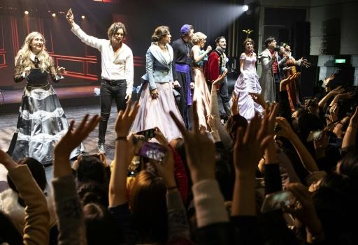 French musicals have gained fans in China