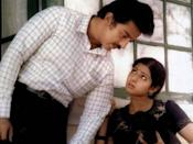 <p>This was considered to be Sridevi's most breakthrough performance from her earlier years and also the film that would later be remade as 'Sadma' in Hindi to catapult her into the big league. Sridevi essayed the role of a woman suffering from retrogade amnesia in this film. A school teacher (Kamal Haasan), rescues Sridevi from a brothel, protects and facilitates her treatment until she fully recovers. The tragedy of the story is that she fails to recognise Kamal after her recovery. </p>