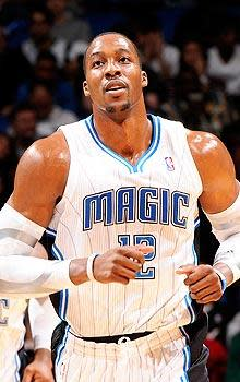Magic center Dwight Howard can become a free agent at the end of this season