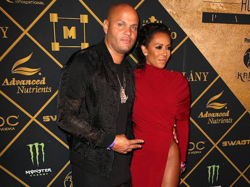 Mel B makes split official by filing divorce papers