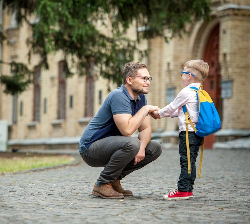Dad Shaming is a Thing: More Than Half of Fathers Say They Face Criticism of Their Parenting