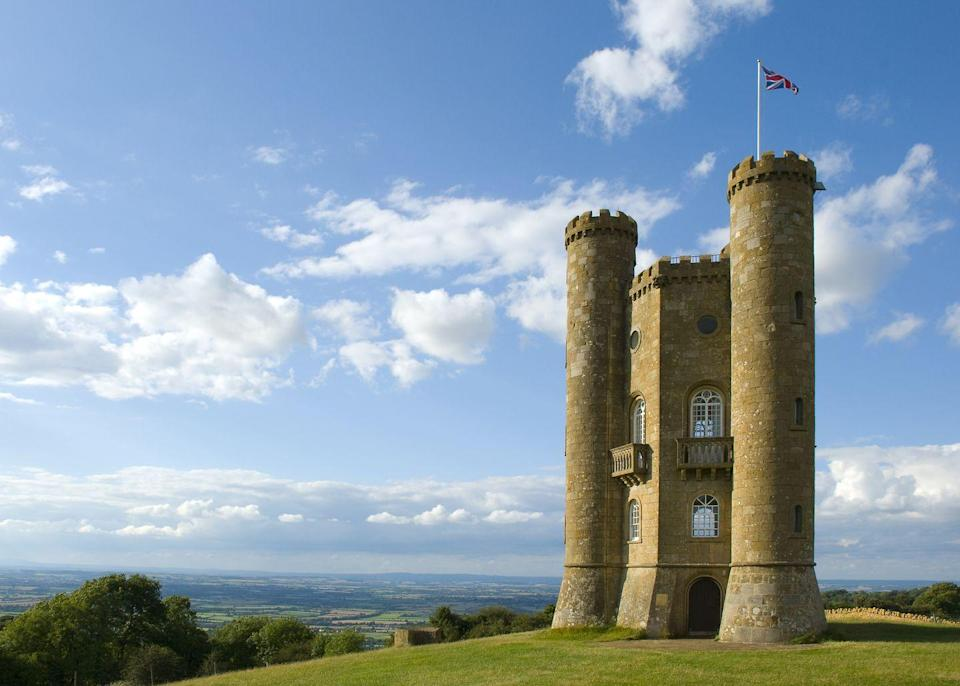 "<p><strong>Walking distance: 4 miles</strong></p><p>Often thought of as the most beautiful village in the Cotswolds, Broadway is a must-see - and a lovely spot for Cotswold walks. A ramble to the Broadway Tower will take you along the famed high street oozing plenty of charm with cobbled streets, boutiques and honey-coloured cottages. Steeped in history, it also has an artistic heritage, attracting and inspiring the likes of William Morris and JM Barrie. </p><p>Head to the Broadway Tower to discover a charming folly that is set in a 50-acre parkland, home to a Morris & Brown cafe. A climb to the top of the tower offers views covering up to 16 counties, and is the highest point in the Cotswolds. Inside, you can find exhibitions and understand the link between the tower and the Arts & Crafts movement. See the map and route at <a href=""https://www.cotswoldsaonb.org.uk/wp-content/uploads/2017/06/Walk-2-Broadway-Tower-Circular-Walk-FINAL.pdf"" rel=""nofollow noopener"" target=""_blank"" data-ylk=""slk:cotswoldsaonb.org.uk"" class=""link rapid-noclick-resp"">cotswoldsaonb.org.uk</a>.</p><p><strong>Where to stay: </strong>Make <a href=""https://www.countrylivingholidays.com/offers/cotswolds-broadway-fish-hotel"" rel=""nofollow noopener"" target=""_blank"" data-ylk=""slk:The Fish"" class=""link rapid-noclick-resp"">The Fish</a> hotel your base for a contemporary yet modern rustic stay, and choose from cool treehouses, cosy shepherd's huts or chic country house rooms.</p><p><a href=""https://www.countrylivingholidays.com/offers/cotswolds-broadway-fish-hotel"" rel=""nofollow noopener"" target=""_blank"" data-ylk=""slk:Read our hotel review of The Fish"" class=""link rapid-noclick-resp"">Read our hotel review of The Fish</a></p><p><a class=""link rapid-noclick-resp"" href=""https://go.redirectingat.com?id=127X1599956&url=https%3A%2F%2Fwww.booking.com%2Fhotel%2Fgb%2Fcotswold-conference-centre.en-gb.html%3Faid%3D2070935&sref=https%3A%2F%2Fwww.countryliving.com%2Fuk%2Ftravel-ideas%2Fstaycation-uk%2Fg34427860%2Fcotswold-walks%2F"" rel=""nofollow noopener"" target=""_blank"" data-ylk=""slk:CHECK PRICES"">CHECK PRICES</a></p>"