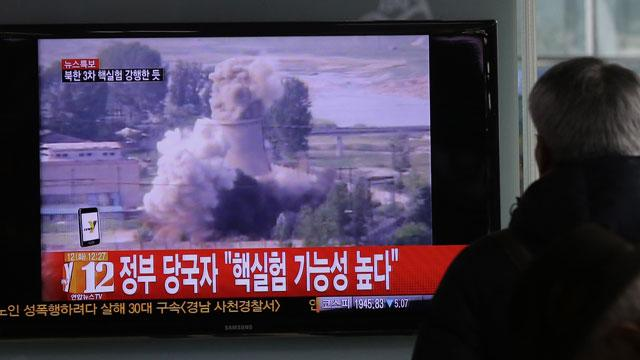 North Korea Says it Has Conducted a Nuclear Test