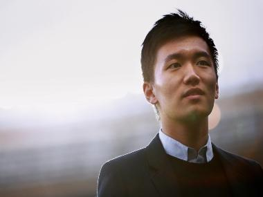 Serie A: Inter Milan president Steve Zhang says he will bring new ideas, enthusiasm as board member of European Club Association