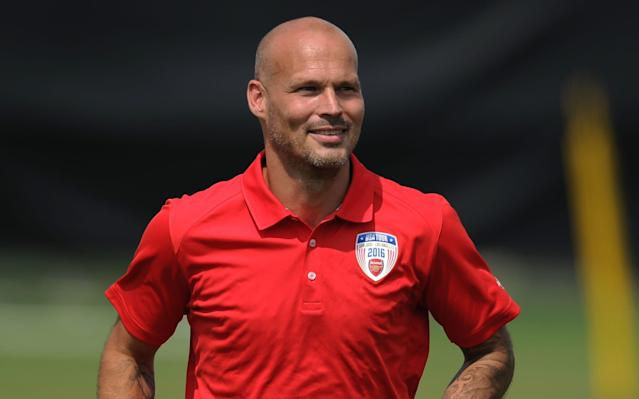 "Freddie Ljungberg, a member of their 'Invincible' team, will return to Arsenal this summer as the head coach of the under-23 team. The Swede, who made 216 appearances for the club between 1998 and 2007, previously coached the Arsenal under-15s during the 2016/17 season. He left the role to become assistant coach to Wolfsburg in the Bundesliga last year, but will rejoin the club where he spent almost a decade as a player in July. The former winger also worked with the Arsenal under-19s as an assistant during the Uefa Youth League in 2016 and 2017, so will be familiar with some of his new players. ""I know many of them well and will work hard to help them become the best players and people they can be,"" he said. ""Arsenal has always been a special place for me and I'm really excited at this opportunity to work with our under-23 team."" Arsenal's academy manager Per Mertesacker said the Arsenal legend's allegiance to the club makes him a good fit for the role. ""It's great to have Freddie back at the club,"" he said. ""He understands the club's values and how important it is to give young players the opportunity to grow and develop. Ljungberg celebrates Arsenal's FA Cup win in 2003 Credit: The Telegraph ""Everyone knows Freddie loves the club and we look forward to him developing his career with us."" Ljungberg was a member of Arsene Wenger's 'Invincibles' team that went unbeaten for the entirety of the 2003/04 Premier League season. Ljungberg scored 46 goals, won two league titles and three FA Cups with Arsenal, and earned the Premier League Player of the Season award for the 2001/02 season. He also has 75 caps for Sweden."