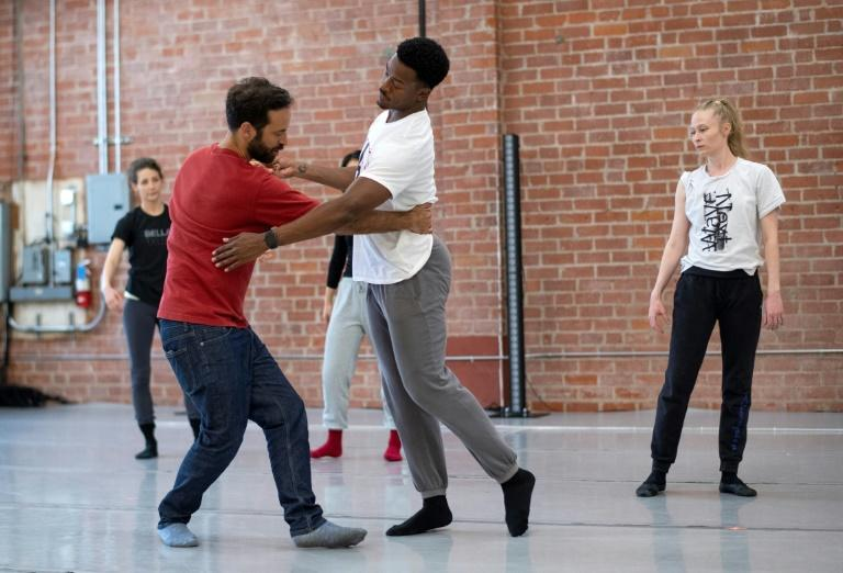 Before choreographer Benjamin Millepied quit the Paris Opera to work with the L.A. Dance Project, he said he had been told that 'one does not put a person of colour in the corps de ballet'