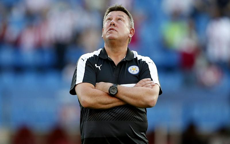 Craig Shakespeare looks to the heavens - Credit: McNulty/JMP/REX/Shutterstock