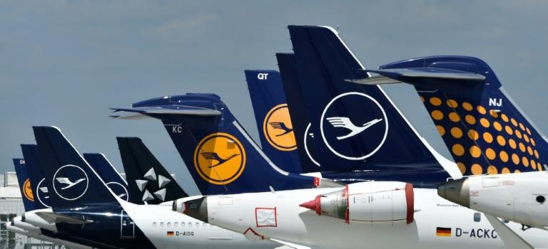 Since the coronavirus pandemic hit Europe, the Lufthansa group has been bleeding one million euros per hour, with around 90 percent of its 760-aircraft fleet grounded