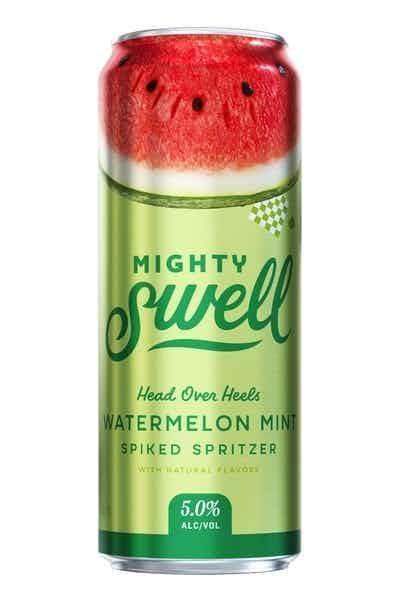 """<p><strong>Mighty Swell</strong></p><p>drizly.com</p><p><strong>$10.52</strong></p><p><a href=""""https://go.redirectingat.com?id=74968X1596630&url=https%3A%2F%2Fdrizly.com%2Fbeer%2Fspecialty-beer-alternatives%2Fhard-seltzer%2Fmighty-swell-watermelon-mint%2Fp83800&sref=https%3A%2F%2Fwww.delish.com%2Fkitchen-tools%2Fcookware-reviews%2Fg33263238%2Fhard-seltzers%2F"""" rel=""""nofollow noopener"""" target=""""_blank"""" data-ylk=""""slk:BUY NOW"""" class=""""link rapid-noclick-resp"""">BUY NOW</a></p><p>Talk about a <a href=""""https://www.delish.com/food-news/a32582012/harry-styles-watermelon-sugar-music-video/"""" rel=""""nofollow noopener"""" target=""""_blank"""" data-ylk=""""slk:watermelon sugar"""" class=""""link rapid-noclick-resp"""">watermelon sugar</a> high! This Austin-based favorite mixes refreshing mint with sweet watermelon. </p>"""