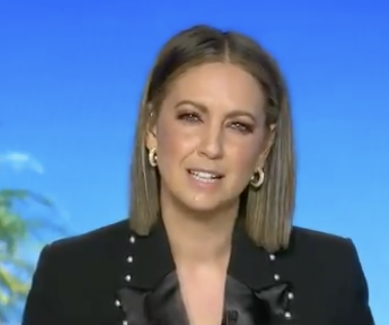Brooke Boney criticised companies removing old content considered inappropriate by modern standards. Source: Nine/The Today Show