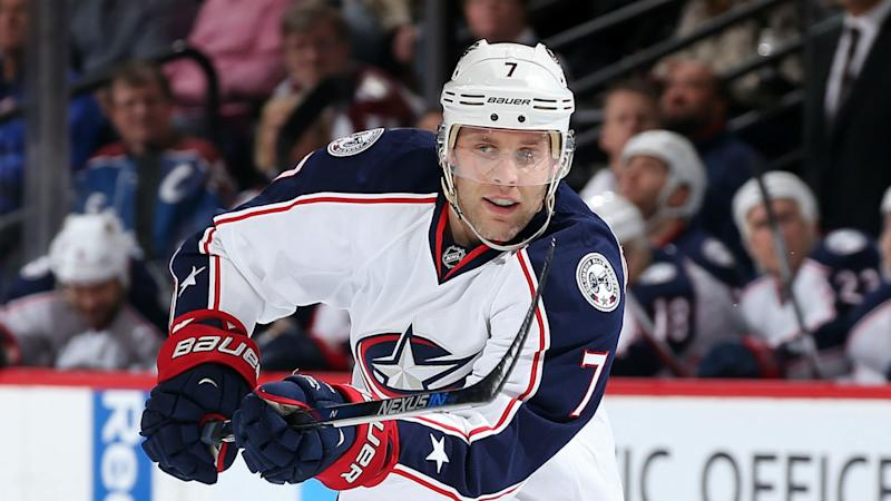 Jackets' Jack Johnson to forfeit two years' salary in bankruptcy ...