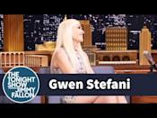 "<p>You know when you see people so in love their happiness rubs off on you? That's how you'll feel after watching this video of Gwen. She could <em>not</em> stop talking about how great Blake is during her appearance on Jimmy Fallon's show. Stefani talks about taking him to Disneyland and spending time with her family—and is clearly smitten.</p><p><a href=""https://www.youtube.com/watch?v=T1iAhCr0jGo "" rel=""nofollow noopener"" target=""_blank"" data-ylk=""slk:See the original post on Youtube"" class=""link rapid-noclick-resp"">See the original post on Youtube</a></p>"
