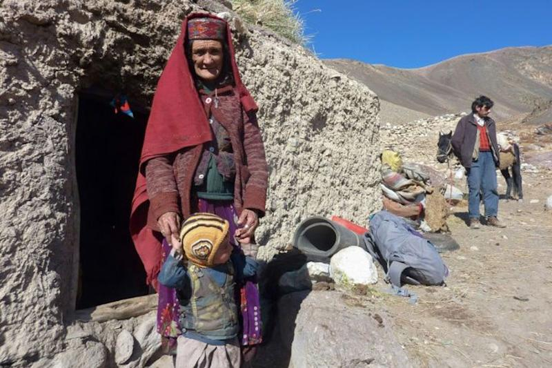 Few venture out, even fewer venture in -- but this isolation has kept the Wakhi sheltered from almost forty years of the near constant fighting that has ravaged their fellow Afghans.