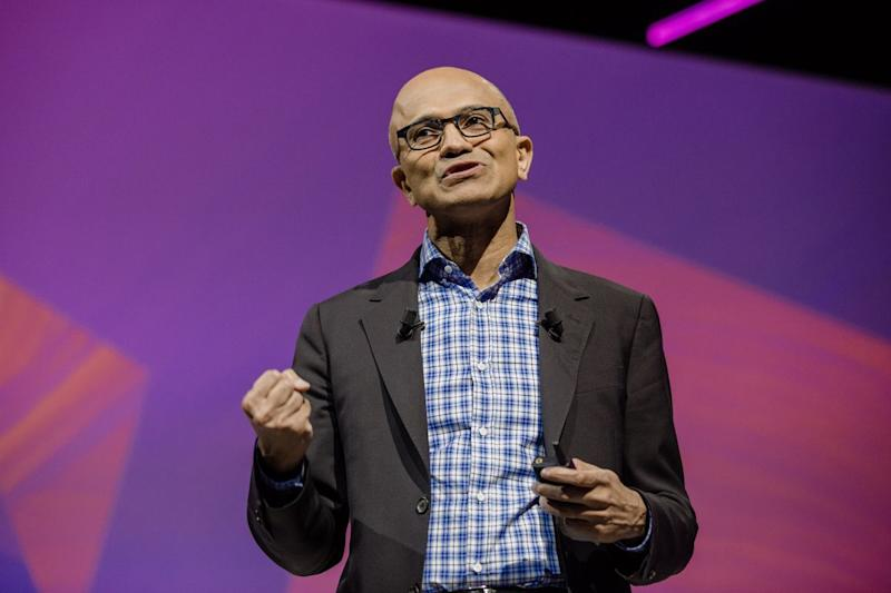 Microsoft CEO Sells $36 Million in Stock; Starts Trading Plan