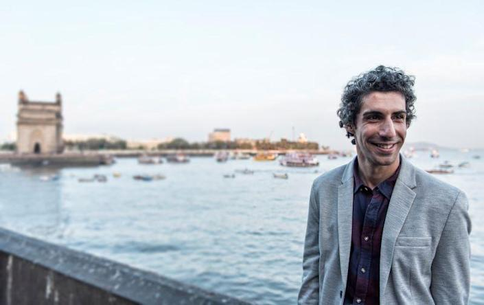 Actor and Theatre Director Jim Sarbh