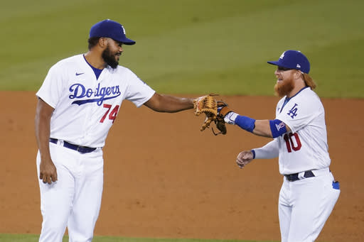 Pitching, Turner's 3-run blast help Dodgers beat Padres, 6-0