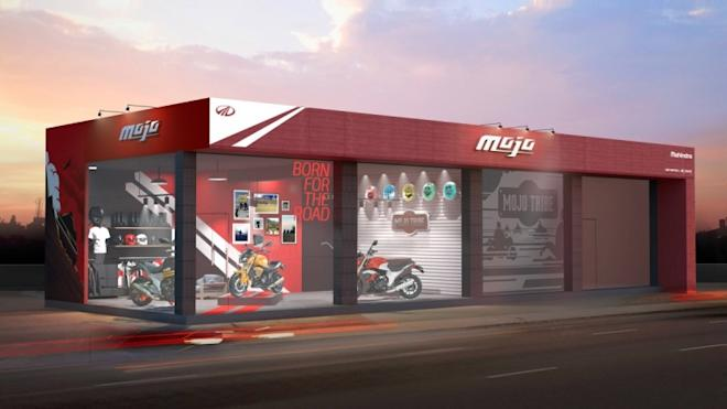 Mahindra Mojo exclusive dealership, Mahindra Mojo exclusive dealership India, Mahindra Mojo exclusive