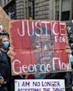 """Justice for George Floyd"" echoes as Derek Chauvin is convicted on all charges in the death of Floyd"