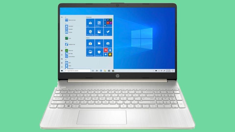 More than 150 shoppers praised this 15z laptop for its fast processor and easy-to-use features.