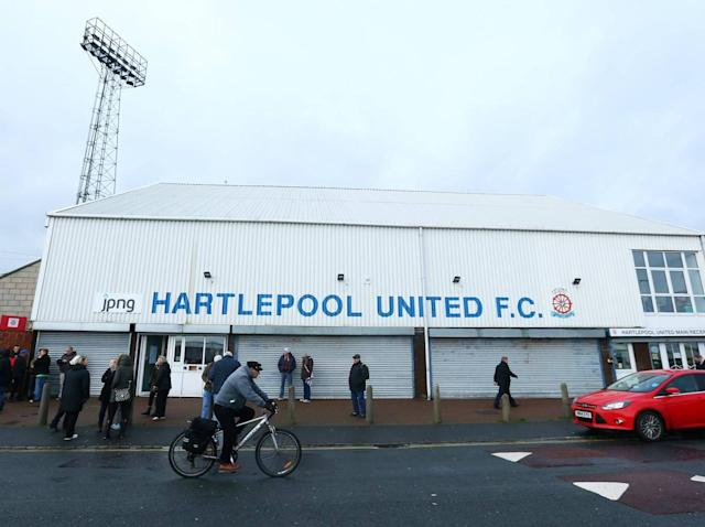 Non-league football, looming administration and kit held hostage: Inside the decline of Hartlepool United