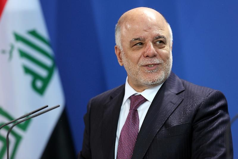 Prime Minister Haider al-Abadi has struggled to win parliament's approval for new ministers he proposed following a string of resignations (AFP Photo/Adam Berry)