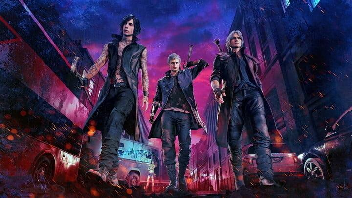 mejores videojuegos 2109 most anticipated games 2019 devil may cry 5 768x768