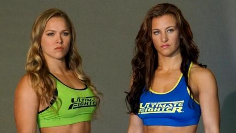 The Ultimate Fighter 18 Week 13 Notes: History Made with First Female Finals Set