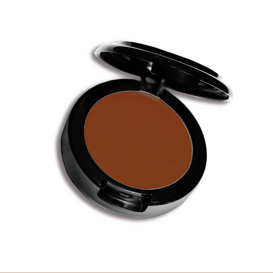 """""""A matte cream bronzer is a perfect solution for powder lovers who want the ease of use and the matte finish of powder but with the flawless, undetectable finish a cream provides,"""" says Myricks. She recommends her Power Bronzer, which applies like a cream, but dries down matte. """"This can also be a great solution for women with more combination or oily skin, as cream-based products last longer throughout the day and help hold back shine."""" $26, Danessa Myricks Beauty. <a href=""""https://www.danessamyricksbeauty.com/product/power-bronzer?attribute_pa_color=deep"""" rel=""""nofollow noopener"""" target=""""_blank"""" data-ylk=""""slk:Get it now!"""" class=""""link rapid-noclick-resp"""">Get it now!</a>"""