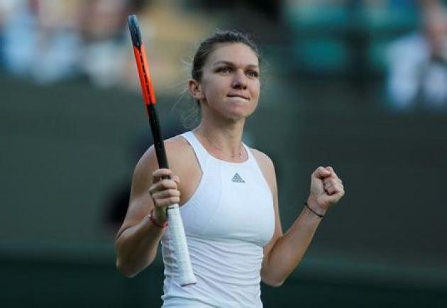 Tennis - Chilled out Halep hopes for Wimbledon sweetener