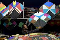 The Taliban outlawed kite flying in Afghanistan, saying it distracted young men from religious activities