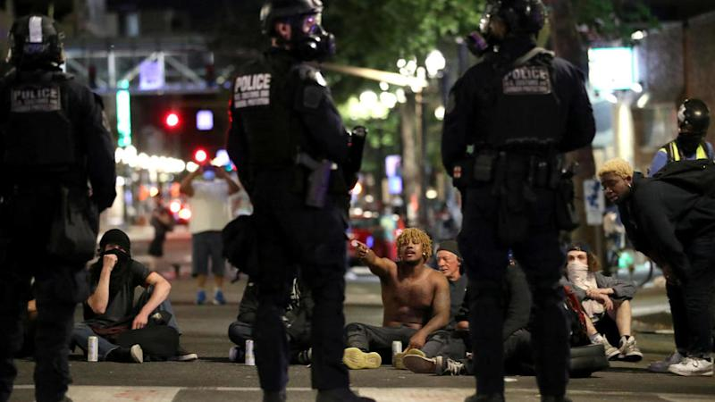 Troops to deploy in three more US cities as federal forces begin Portland withdrawal