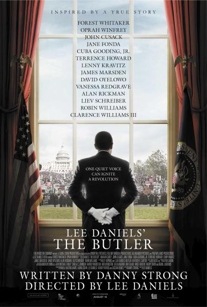 Title Spat Over, the Weinstein Co. Releases 1st Poster for 'Lee Daniels' The Butler'