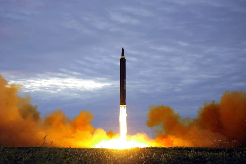Kim Jong-un orders North Korean military to test anthrax tipped missiles