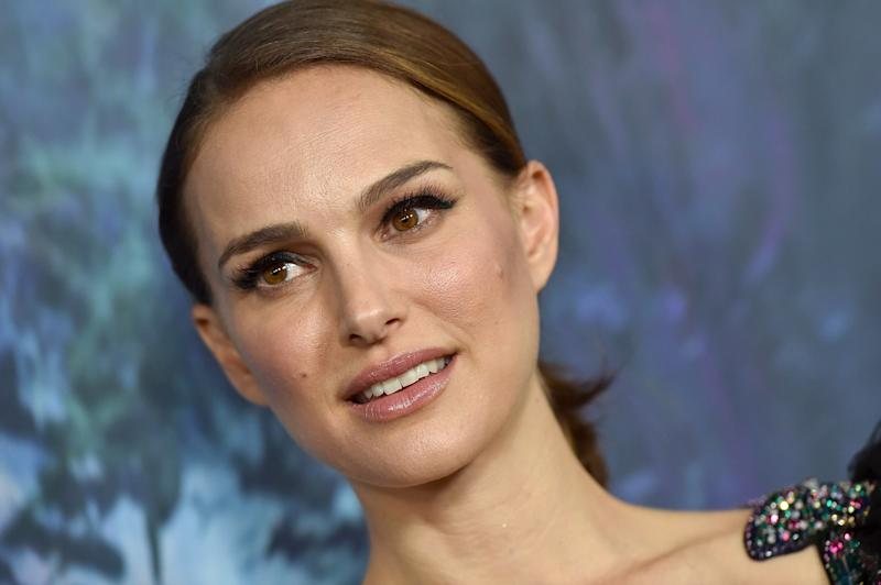 Natalie Portman is distressed over recent events in Israel, a rep said. (Axelle/Bauer-Griffin via Getty Images)