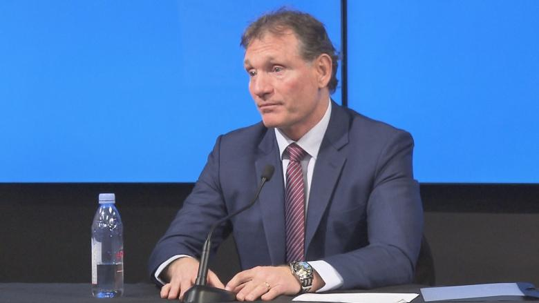 Ousted Senators president Cyril Leeder appointed to Hydro board