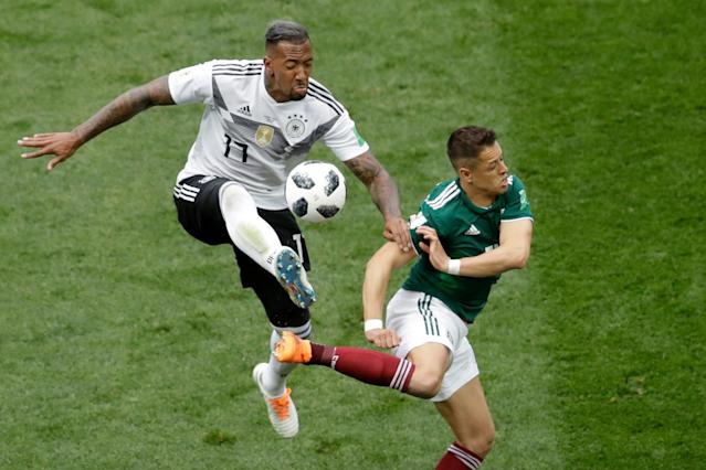 Germany team held talks about defensive issues ahead of World Cup 2018 defeat to Mexico