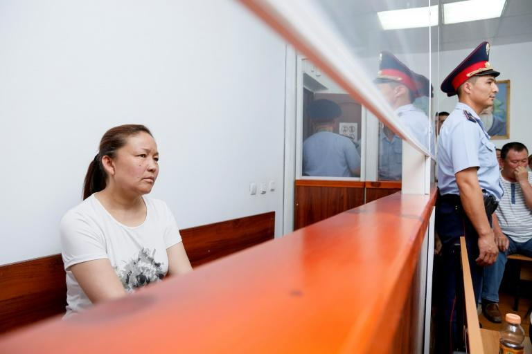 Sayragul Sauytbay has been spared the deportation order usually imposed on people who enter Kazakhstan illegally from China