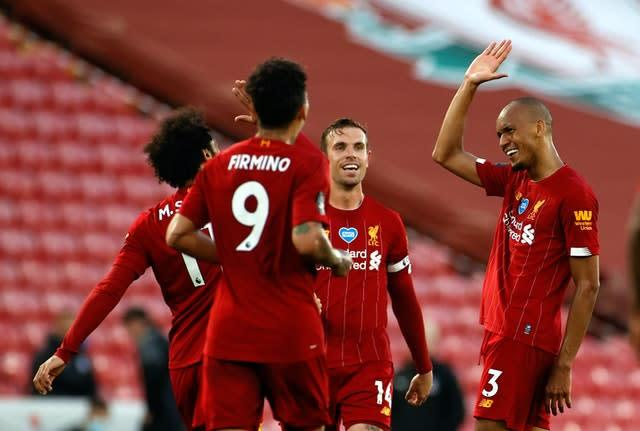 Liverpool have left City trailing during an outstanding season (Phil Noble/NMC Pool)
