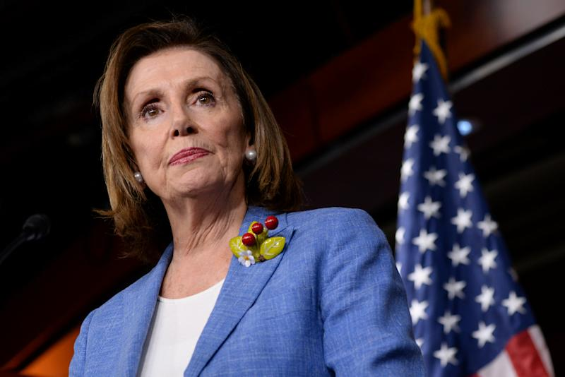 Pelosi Releases Prescription Drug Pricing Plan, McConnell Says It's DOA