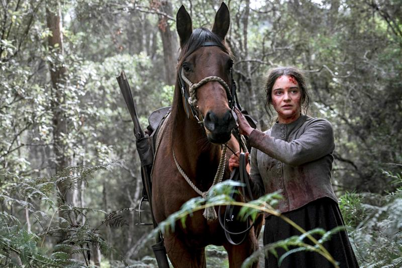 Jennifer Kent's The Nightingale is a brutal, affecting frontier drama