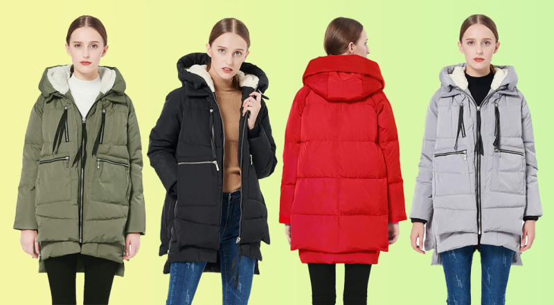 The Amazon Jacket is here to make winter a whole lot more bearable—and stylish! (Photo: Amazon)