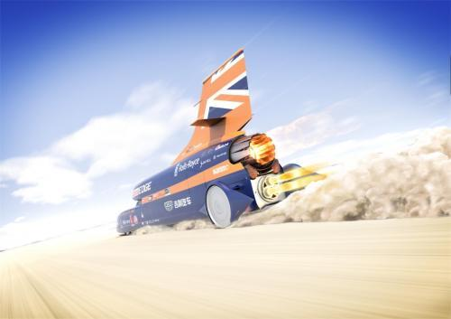 British entrepreneur Ian Warhurst has saved the Bloodhound SSC land speed record project after no other investors came forward