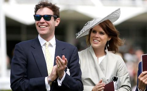 Princess Eugenie and Jack Brooksbank - Credit: Tristan Fewings/Getty