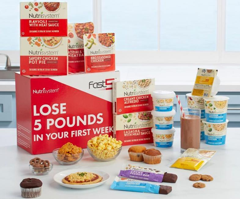 You'll get an entire month's worth of curated food! (Photo: HSN)