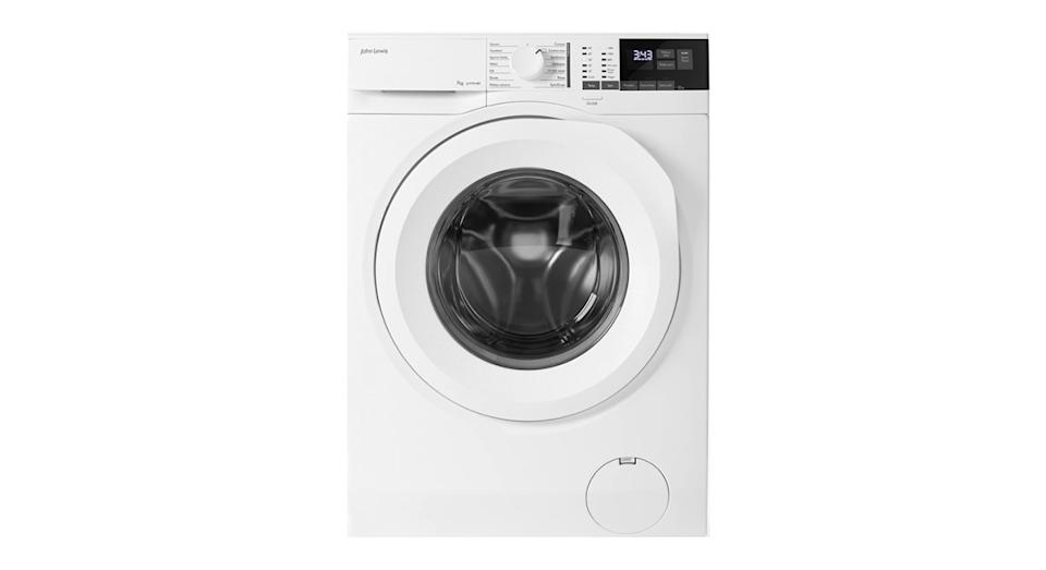 John Lewis & Partners JLWM1407 Freestanding Washing Machine