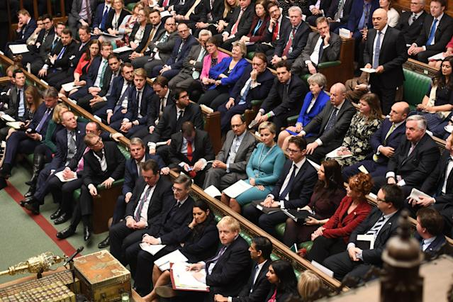 There are currently 220 female MPs in the House of Commons - putting the proportion of women at 36%. (Picture: UK Parliament/Jessica Taylor)