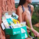 """<p><strong>Starts at $26.90 </strong></p><p>Hit those macros while satisfying your tastebuds with FitSnack, a subscription box that helps you fuel your body in a healthy way. Each nutritionist-approved item is either high in protein, <a href=""""https://www.goodhousekeeping.com/health/diet-nutrition/g26630133/low-sugar-foods/"""" rel=""""nofollow noopener"""" target=""""_blank"""" data-ylk=""""slk:low in sugar"""" class=""""link rapid-noclick-resp"""">low in sugar</a>, gluten-free, organic, raw, vegan, GMO-free, all-natural or some combination thereof. </p><p><a class=""""link rapid-noclick-resp"""" href=""""https://www.fitsnack.com/whatsinabox#shippingDetails"""" rel=""""nofollow noopener"""" target=""""_blank"""" data-ylk=""""slk:BUY NOW"""">BUY NOW</a></p>"""