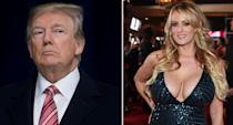 Adult film star Stormy Daniels claimed to have had an affair with President Donald Trump in 2006 and that she was paid $130,000 as part of a non-disclosure agreement ahead of the 2016 election. Daniels filed a lawsuit to end the agreement in March 2018, and sued Trump for defamation. The case was later dismissed and Daniels was forced to pay approximately $300,000 to Trump in legal fees. Photos: Getty Images